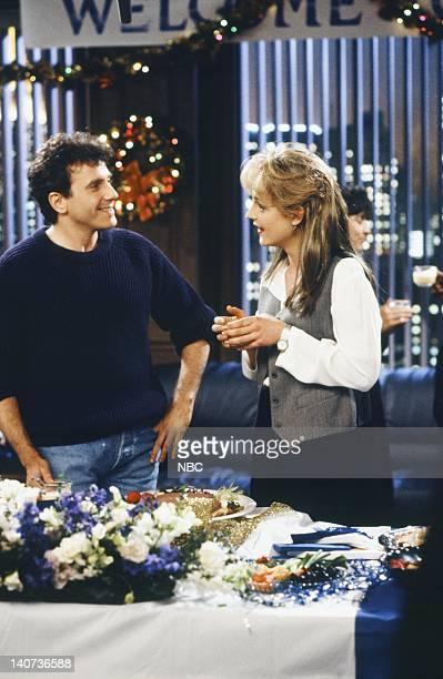 "Met Someone"" Episode 11 -- Pictured: Paul Reiser as Paul Buchman, Helen Hunt as Jamie Stemple Buchman -- Photo by: Alice S. Hall/NBCU Photo Bank"