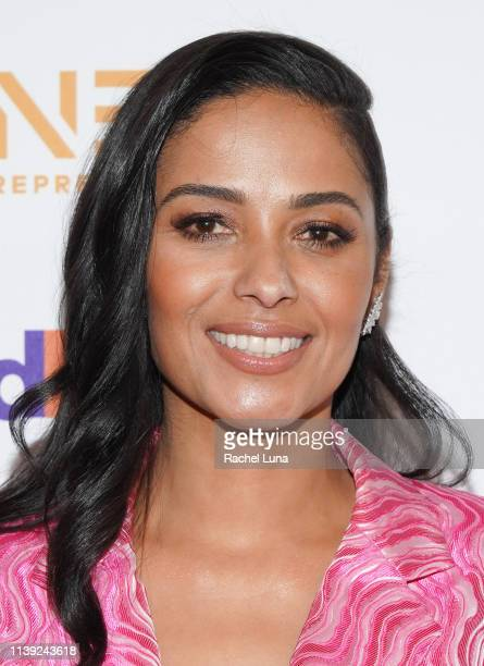 Meta Golding attends the 50th NAACP Image Awards NonTelevised Dinner at Beverly Hilton Hotel on March 29 2019 in Beverly Hills California