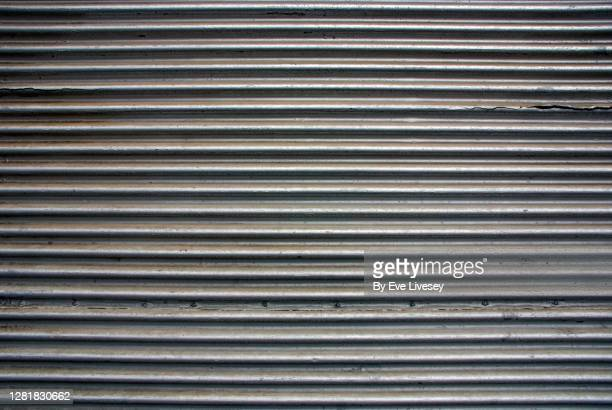 metal background - ribbed stock pictures, royalty-free photos & images