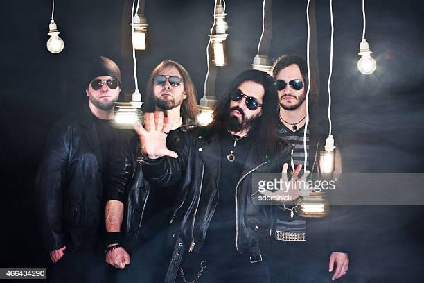 Metal Band Promo Photo