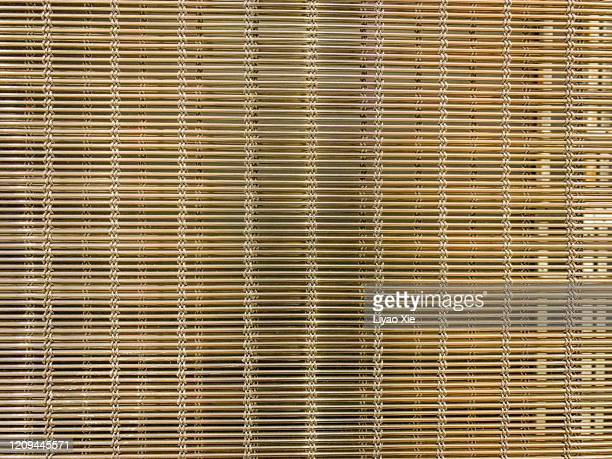 metal curtain - liyao xie stock pictures, royalty-free photos & images