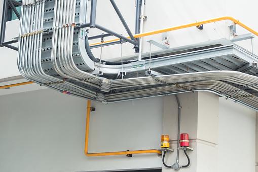 metal flex pipe or outdoor conduit weather proof 624965318