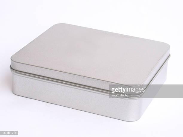 Boîte cadeau en métal
