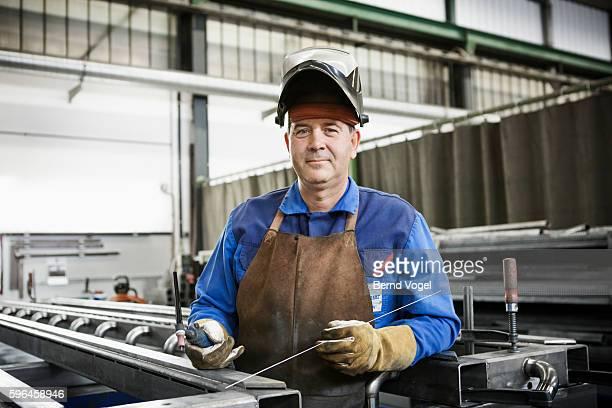 Metal Industry Worker