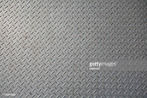Metall-Plate