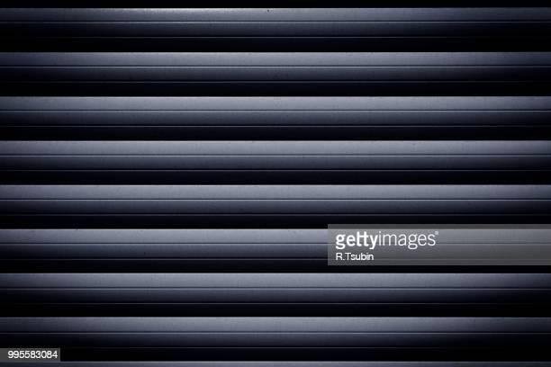 metal roller shutter texture background