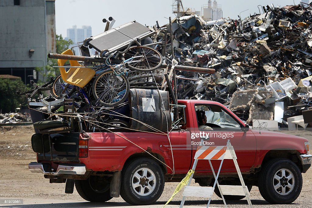 Scrap Metal Yards See Increase In Business, Including Ill-Gotten ...