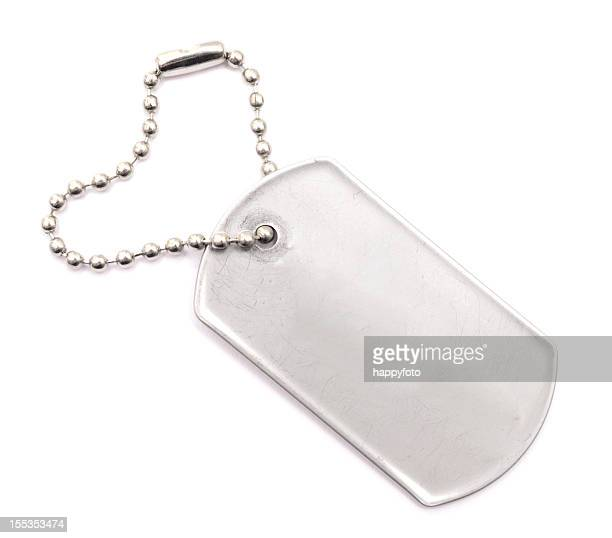 metal tag - army stock pictures, royalty-free photos & images