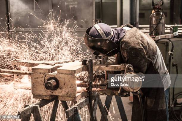 metal work - heavy metal stock photos and pictures