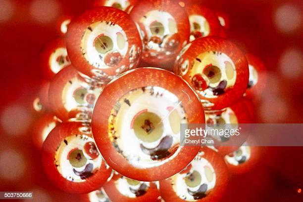 Metallic Globes