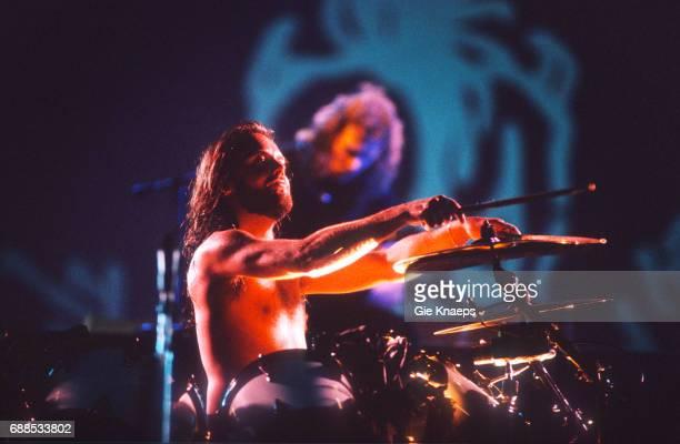 Metallica James Hetfield Lars Ulrich Torhout/Werchter Festival Torhout Belgium