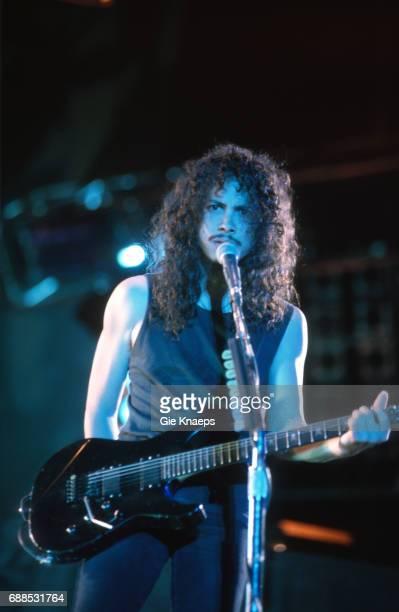 Metallica Kirk Hammett Torhout/Werchter Festival Torhout Belgium