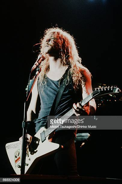 Metallica live in Europe unknown September 1996