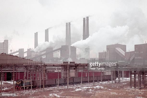 Metalworking Plant in Chelyabinsk USSR