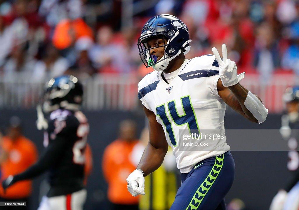 Seattle Seahawks vAtlanta Falcons : News Photo
