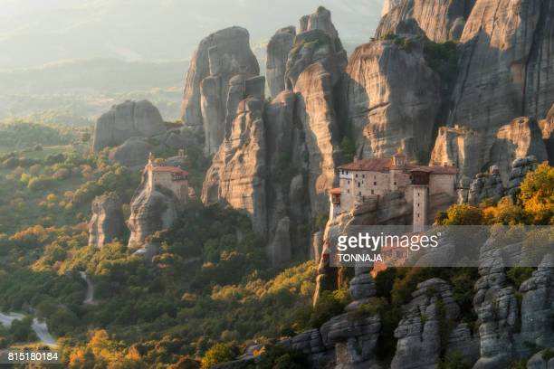 Meteora Monasteries, Trikala, Thessaly, Greece.