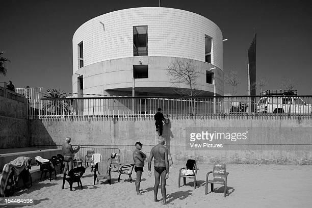 Meteorological Centre In The Olympic Village Barcelona Spain Architect Alvaro Siza Meteorological Center Barcelona Spain Centro Meteorologico...
