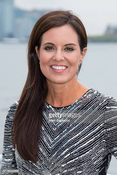 Meteorologist Amy Freeze attends the Multiple Myeloma Research Foundation 2016 Laugh For Life Fundraiser at Pier 60 on May 3 2016 in New York City