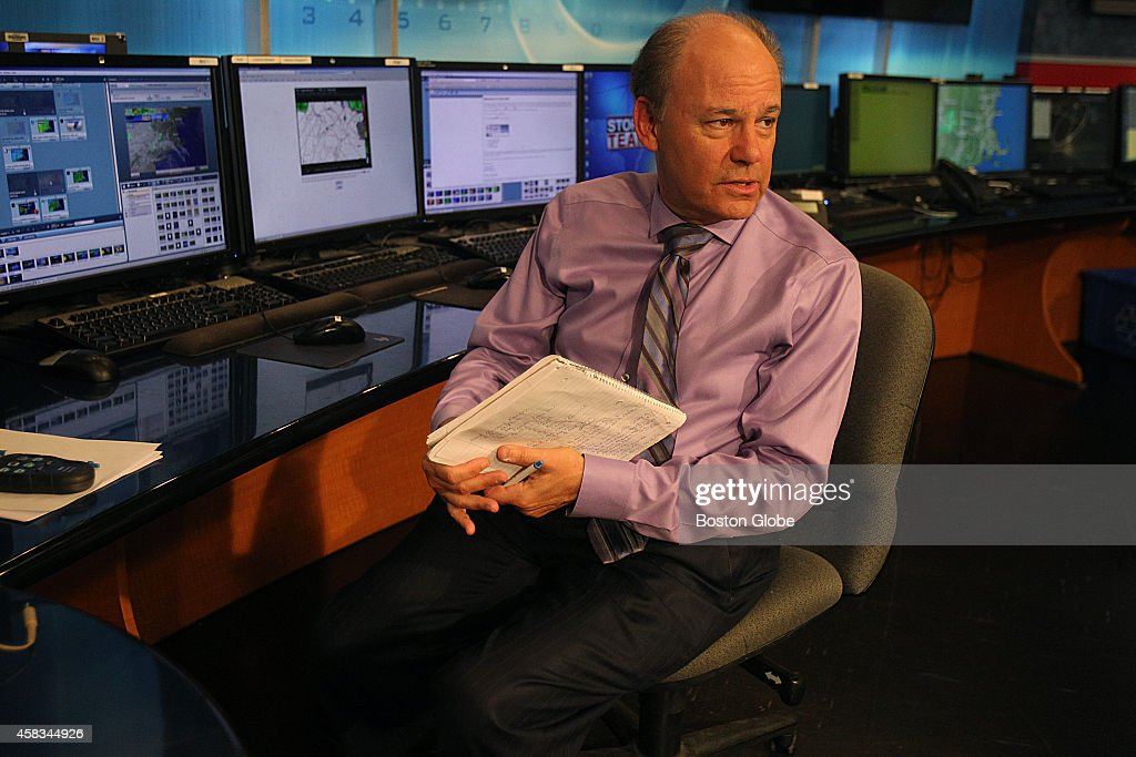 wcvb tv chief meterologist harvey leonard pictures getty images