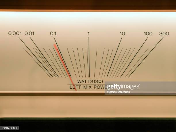 vu meter - noise stock pictures, royalty-free photos & images