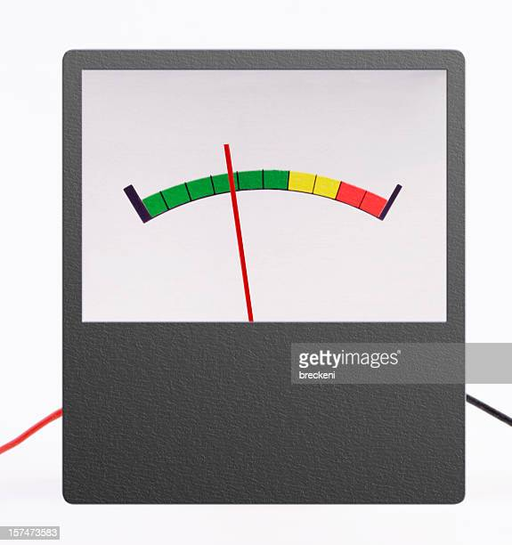 meter with frame - green range - color coded stock pictures, royalty-free photos & images