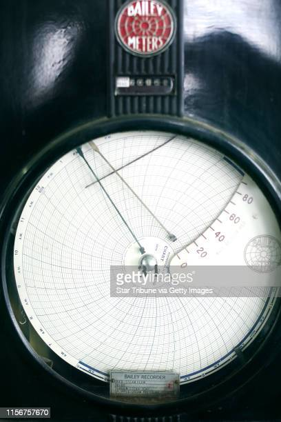 Meters and gauges remain in the old power plant Wednesday January 27 2016 in Austin MN ] Austin residents are pushing back on a plan to demolish the...