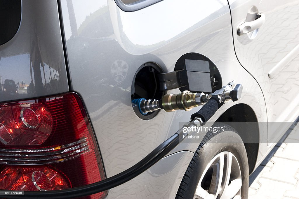 methane car : Stock Photo