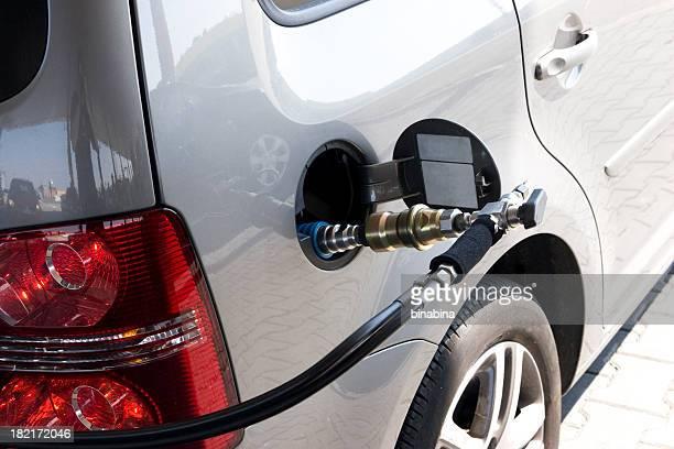 methane car