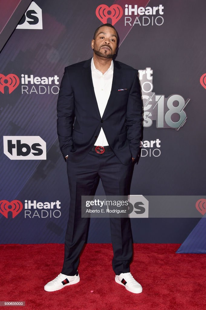 Method Man arrives at the 2018 iHeartRadio Music Awards which broadcasted live on TBS, TNT, and truTV at The Forum on March 11, 2018 in Inglewood, California.
