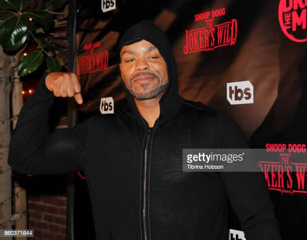 Method Man attends the premiere for TBS's 'Drop The Mic' and 'The Joker's Wild' at The Highlight Room on October 11 2017 in Los Angeles California