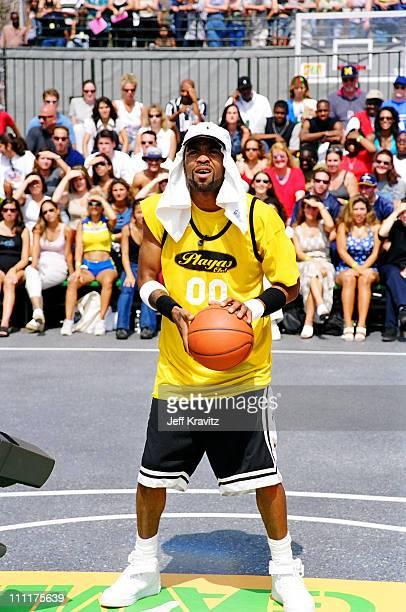 Method Man during 1998 MTV's Rock n' Jock Basketball in Los Angeles California United States