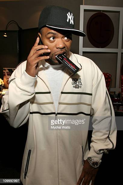 Method Man during 2006 MTV Video Music Awards SIRIUS Suites Produced by On 3 Productions Day 1 at W HotelTimes Square in New York City New York...