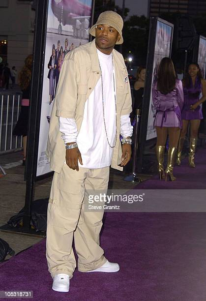 Method Man during Soul Plane Los Angeles Premiere at Mann Village Theatre in Westwood California United States