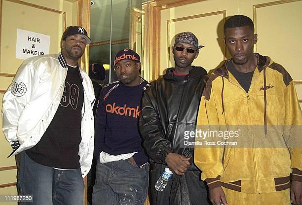 Method Man Hassan Johnson Masta Killa and The GZA