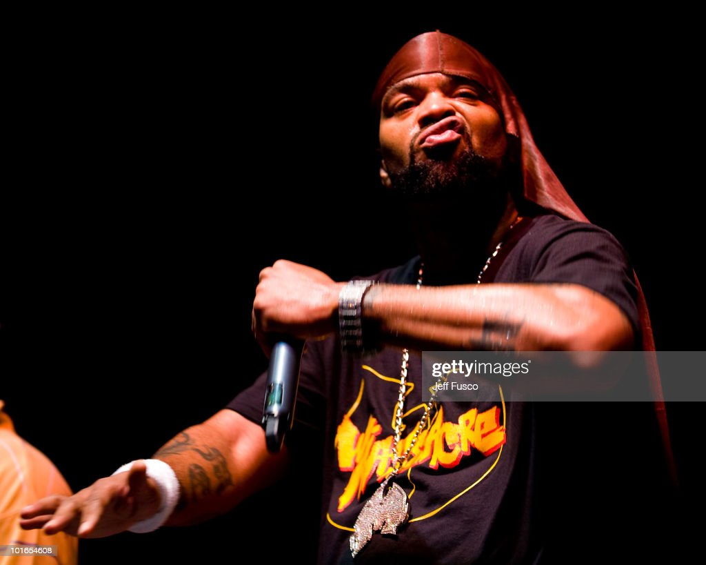 Method Man of The Wu Tang Clan performs at the 3rd Annual Roots Picnic at the Festival Pier on June 5, 2010 in Philadelphia, Pennsylvania.