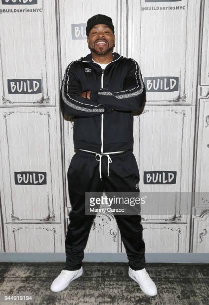 Method Man visits Build Series at Build Studio on April 11 2018 in New York City
