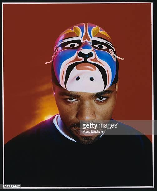 Method Man Wearing Mask