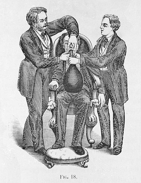 CT: 11th December 1844 - Nitrous Oxide First Used as an Anesthetic