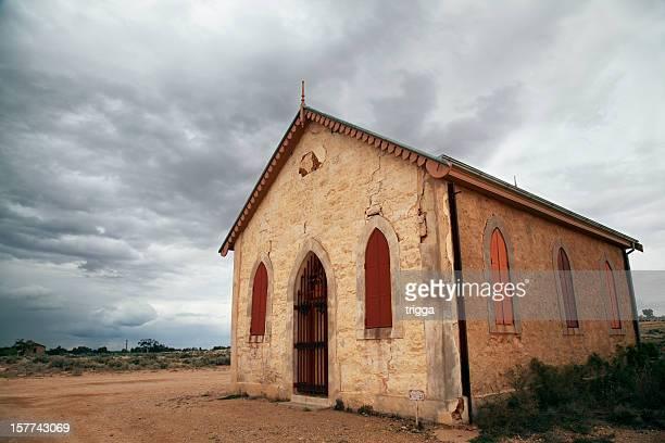 Methodist church, Silverton, Australia