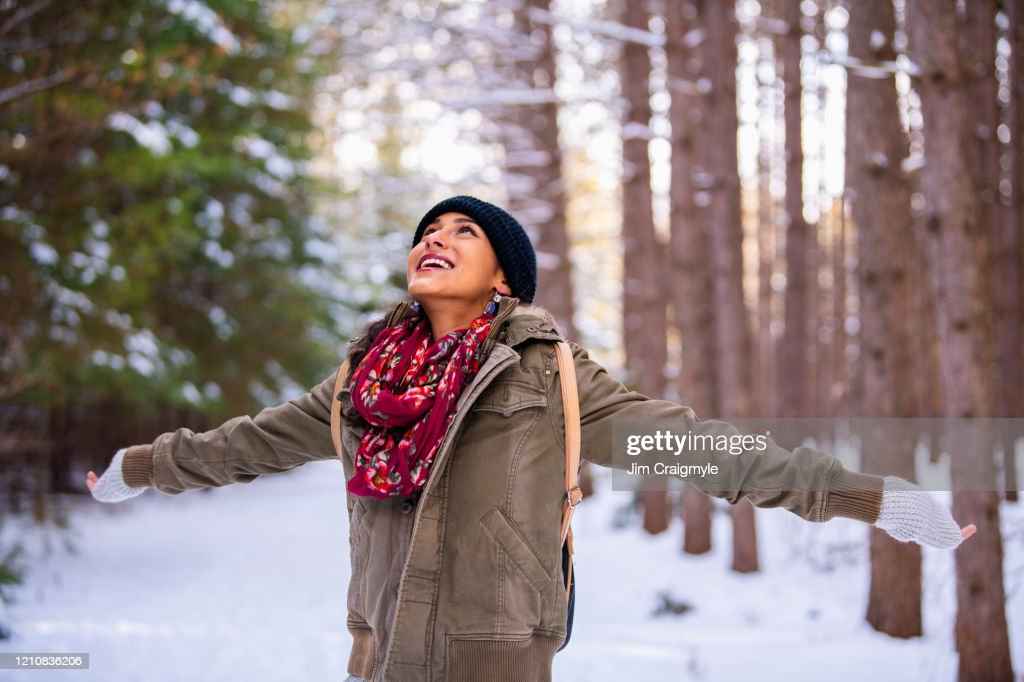 Metis woman : Stock Photo
