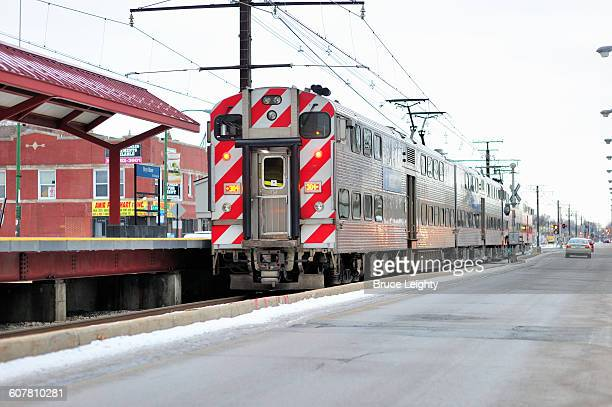 Metra Electrified Line