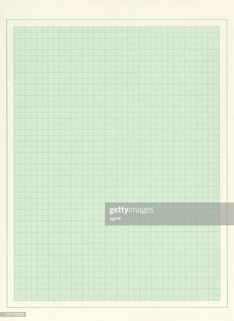 metric graph paper stock photo getty images