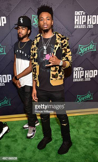 Metro boomin attends 2015 BET Hip Hop awards at Boisfeuillet Jones Atlanta Civic Center on October 9 2015 in Atlanta Georgia