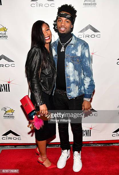 Metro Boomin attends the 2016 BMI Holiday Party at Rose Bar on December 8 2016 in Atlanta Georgia