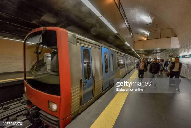 Metro Cais do Sodre Lisbon Portugal Cais do Sodre Lissabon