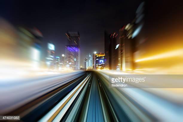 metro dubai - underground station stock pictures, royalty-free photos & images