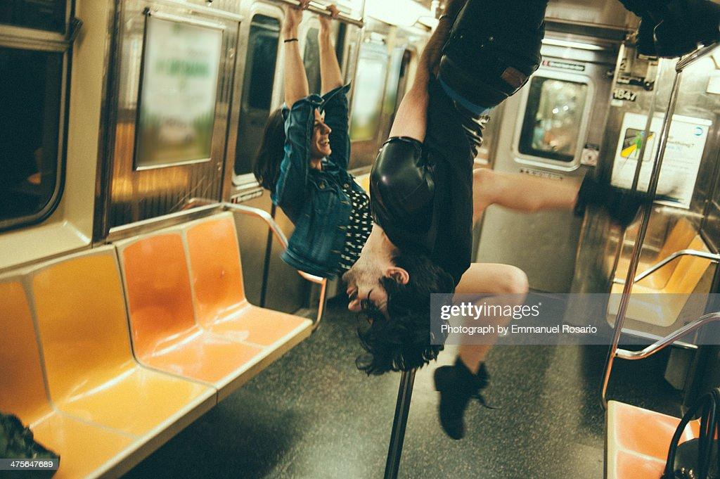 Metro Jungle : Stock Photo