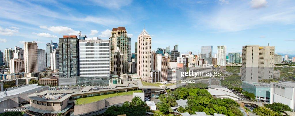 Metro Manila : Stock Photo