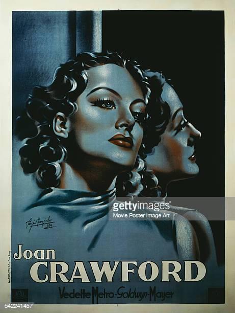 A MetroGoldwynMayer promotional poster for American actress Joan Crawford circa 1940