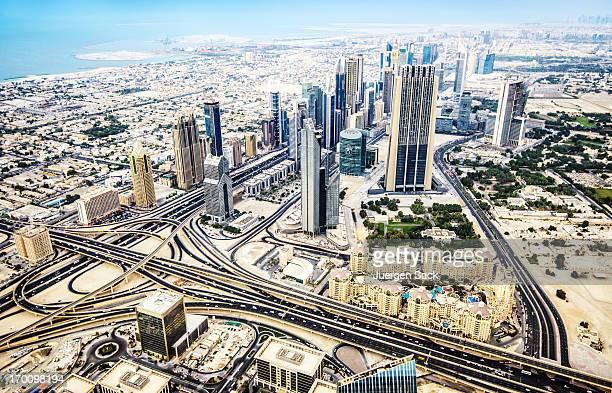 Metropolis in der Wüste